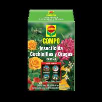 Insecticida cochinillas y orugas COMPO