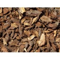 Corteza de pino saco