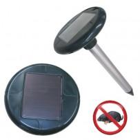 Ahuyentador para topos solar