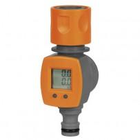Medidor electrónico de caudal