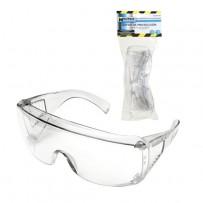 Gafas protección EN166 con patillas ajustables