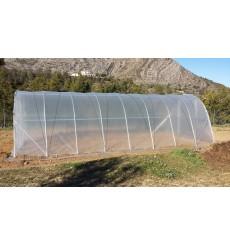 Invernadero huerto y jardín