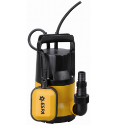 Bomba sumergible achique ESPA VG400AS aguas limpias