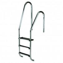 Escalera piscina modelo Standar Asimétrica