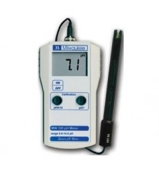 Medidor profesional de pH Milwaukee MW100