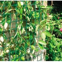Malla para entutorado plantas trepadoras