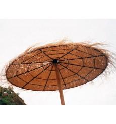 Manto de brezo para parasol
