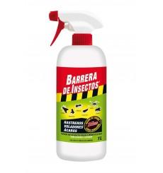 Insecticida rastreros y voladores BARRERA DE INSECTOS COMPO