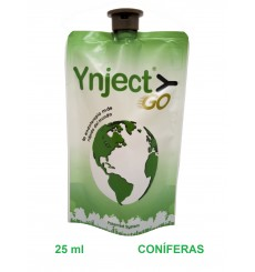 Ynject GO coníferas 25 ml