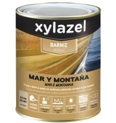 Barniz MAR y MONTAÑA XYLACEL