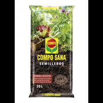 Sustrato COMPO SANA semilleros