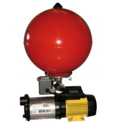 Grupo de presión ESPA PRISMA 15 monofásico con calderín 25 L