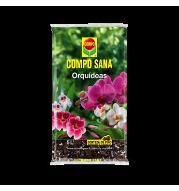 Sustrato COMPO SANA orquideas