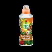 Fertilizante líquido universal NATURAL COMPO