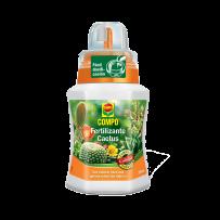 Fertilizante líquido cactus COMPO