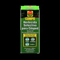 Herbicida selectivo cesped COMPO