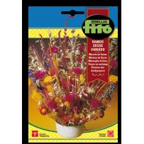 Mezcla de flores para ramos secos