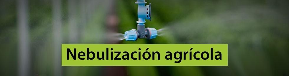 Nebulización agrícola