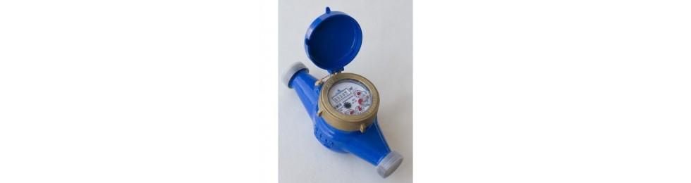 Contadores de agua para riego