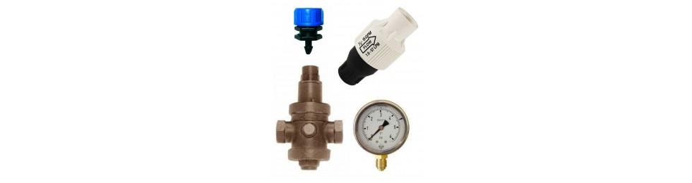 Control y medición de presión