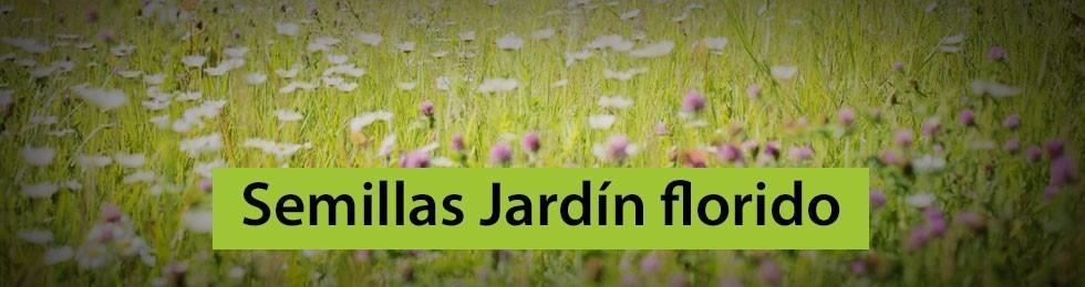 Semillas Jardín florido